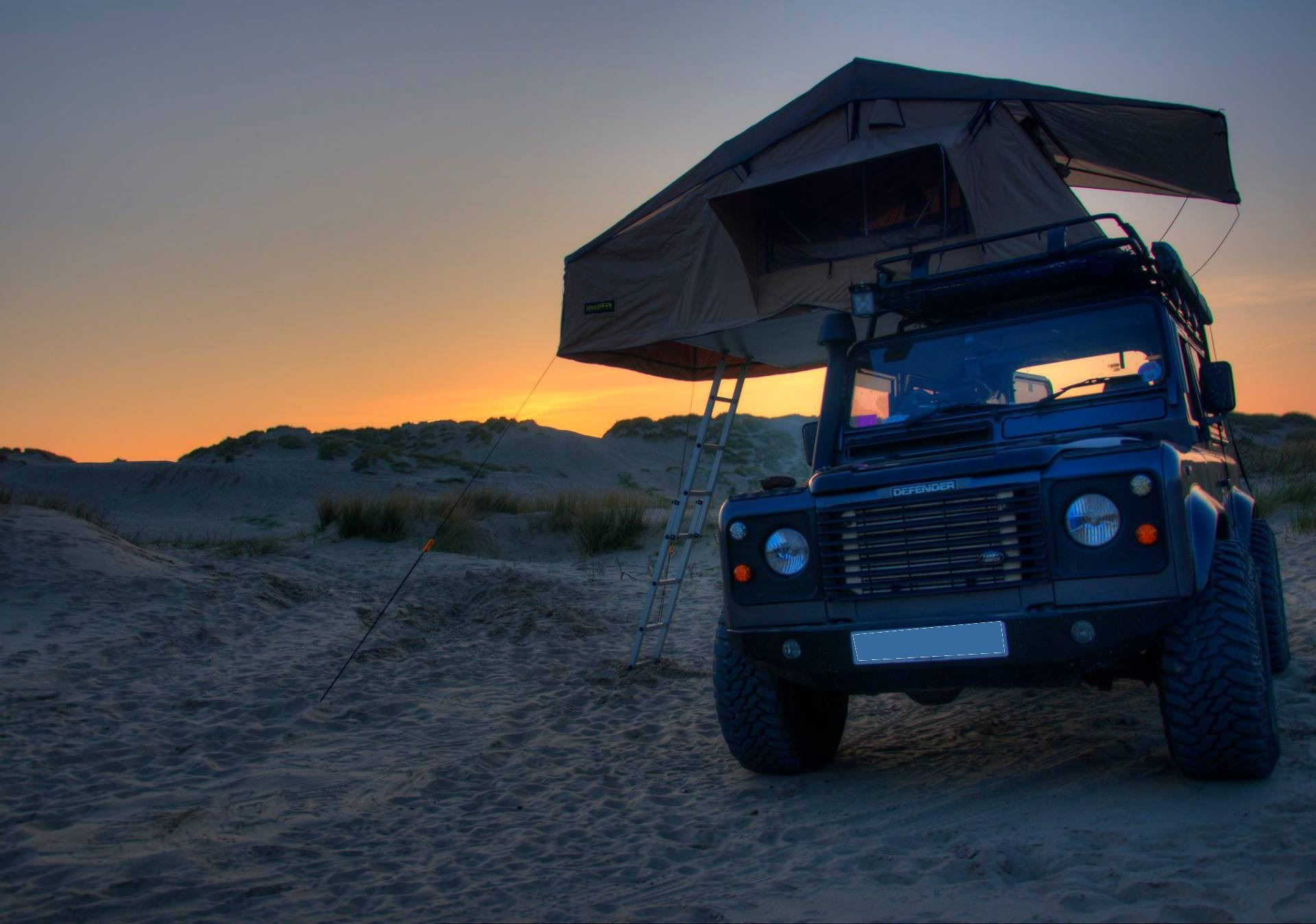 reviews Roof Tents & Direct 4x4 Three-man expedition Roof tent | 4x4 Gear reviews