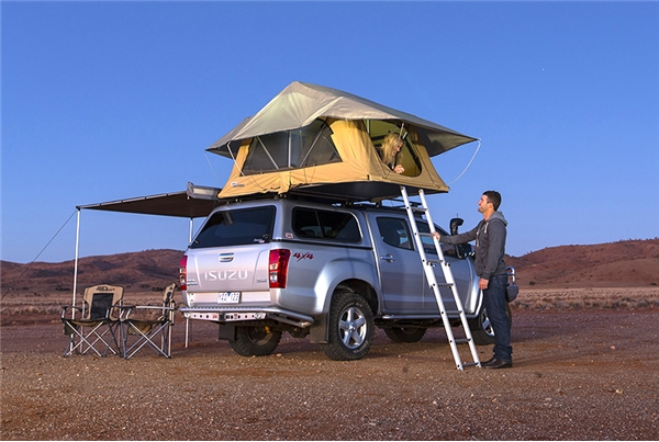 & ARB Kakadu Roof Tent ARB4101 Review | 4x4 Gear reviews